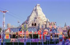 Daily Vintage Disneyland: From the 60's with the older version of Fantasyland, the Matterhorn and the Skyway.  Visit our Blog for more more information on all of our photos & tips on taking great pictures in the Park.  Blog http://mickeyphotosdisneyland.blogspot.com  Instagram: http://instagram.com/msdlpierce7530_mickeyphotos/ Like on Facebook: http://Facebook.com/mickeyphotosdisneyland Follow me on Twitter: https://twitter.com/msdlpierce7530