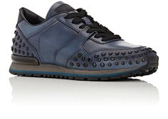 TOD'S Stud Embellished Sneakers