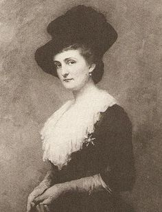 """Consuelo, Duchess of Manchester. Born in Louisiana to a Cuban grandee and an American. Entered New York society via the Vanderbilts--namely Alva Vanderbilt, who was her best friend. Godmother to Consuelo Vanderbilt (Duchess of Marlborough). The original """"Buccaneer"""" in the 1870s, along with Jennie Jerome and Minnie Stevens."""