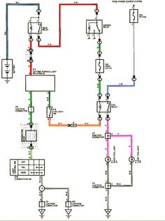 Motorcycle Turn Signal Wiring Diagram Tamahuproject Org At Universal
