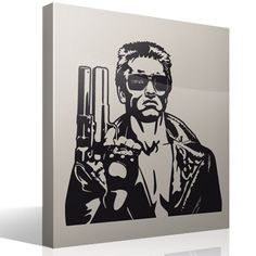 Wall Stickers Terminator