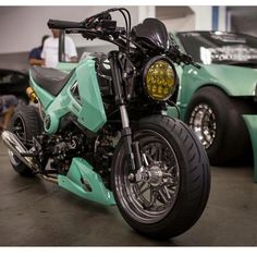 132 вподобань, 2 коментарів – GromGram_ (@gromgram_) в Instagram: «Some Mint And Midori this morning !! (I freaking love this bike ) #gromlife #gromgram…»