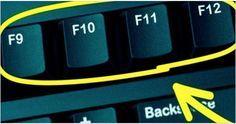 Todos têm um teclado, mas poucos sabem para que servem as teclas de F1 a F12! | Cura pela Natureza