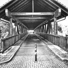 #Pionierbrücke in #Templin / #Uckermark