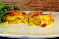 Feines Kartoffelgratin (Rezept mit Bild) von alina1st | Chefkoch.de