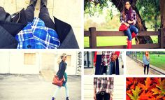 50 Cute Flannel Outfit Ideas for Fall 2014 Cute Flannel Outfits, Cute Outfits With Leggings, Flannel Shirt, Baby Blanket Crochet, Crochet Baby, Afro, Fall Collections, Boho Dress, Amazing Women