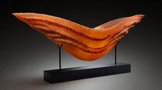 Kiln Cast Glass Gallery - Patty Roberts