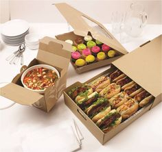 Complete meals, convenient storage, and consumer satisfaction!