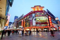 Foreign brands are shifting focus to China's second-tier cities.