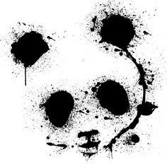 Panda Art Print by Axel Haudiquet | Society6