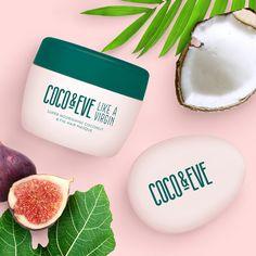 Super Nourishing Coconut & Fig Hair Masque | @giftryapp