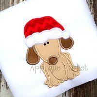 Dog Santa 2