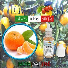 E-Liquide Mandarine de Flavour Art sur Top Cigarette Electronique