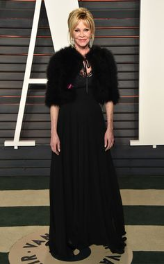 Melanie Griffith from Vanity Fair Oscars Party 2016: What the Stars Wore | E! Online