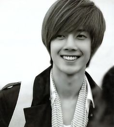 Yoon Ji Hoo! and that dazzling smile of his