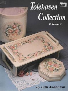 Decorative Painting Patterns Tolehaven Collection Volume V BY Gail Anderson | eBay