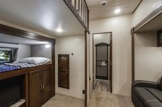 Seeking a large space for kids or guests in your next #fifthwheel? Sundance and Gateway have you covered! The Sundance 3700 RLB and the Gateway 3800 RLB both offer overhead lofts in a spacious bunkhouse with an ensuite. #HeartlandRVs   Pictured #Sundance 3700 RLB: http://www.heartlandrvs.com/brands/fifthwheels/sundance/sd-3700-rlb