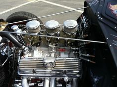 2013 Rendezvous Back To Route 66 car show sponsored by #FairviewFord #HotRod #StreetRod #CarShow #CustomCars