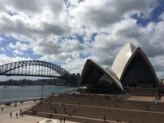 Sydney Harbour #arquiteturasdeSydney