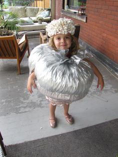 Jiffy Pop costume