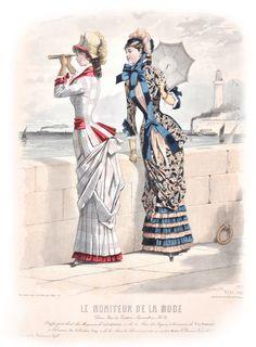 Le Moniteur de la Mode 1880