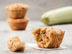 The carrots in this Zucchini Carrot Oatmeal Muffins recipe are a great source of fiber, potassium, vitamins and K, and antioxidants. In addition, carrots rank low on the glycemic index which can help regulate blood glucose levels. Zucchini Muffins, Zucchini Muffin Recipes, Carrot Cake Muffins, Bread Recipes, Baking Recipes, Applesauce Muffins, Cinnamon Muffins, Oatmeal Muffins, Baked Oatmeal