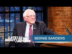 Bernie Sanders on Why Young People Love Him - YouTube