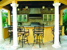 Get the essentials, from appliances to countertops, to turn your deck, patio or yard into the perfect outdoor cooking space.