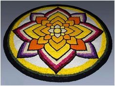 20 Best Rangoli Designs For Diwali 2015 To Inspire You