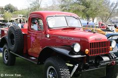 1968 Dodge Power Wagon Right Front