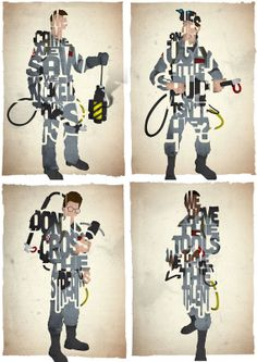 Ghostbusters by Pete Ware