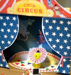 cocobox cirque