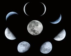 Placing your crystals & spiritual tools in the light of the moon can help them get re-charged & re-energized. Here is more info about how to do this and when the best times are for moonlight charging. Wiccan, Magick, Wisdom Tattoo, New Moon Phase, Eclipse Photos, Moon Phase Calendar, Day For Night, Science Art, Moon Phases