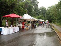 Sunday is Market Day at Grant Park Farmers Market in Atlanta, Georgia 9:30am - 1:30pm next to Milledge fountain at the corner of Cherokee Avenue and Milledge Avenue   http://farmersmarketonline.com/fm/GrantParkFarmersMarket.html