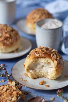 Fun Baking Recipes, Sweet Recipes, Snack Recipes, Dessert Recipes, Snacks, Bakery Muffins, Sweet Cakes, Vegan Baking, Cronut