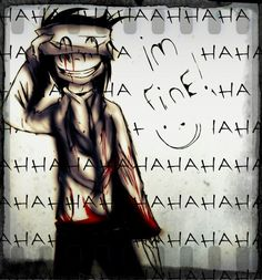 Me on the inside while im at school..... Trust me those kids are insane im like... KILL ME NOW PLEASE