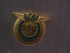 distintivo trasporti Perugia ACAP n.550