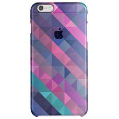 Purple Geometric Pattern