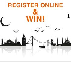 In April, 10 lucky visitors who complete the online registration will win hotel accommodation for 1 night. Do not be late!