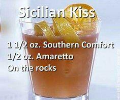 Sicilian Kiss