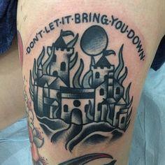 Franz Stefanik Tattoo