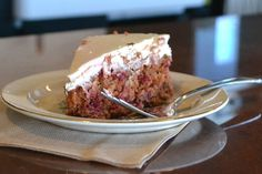 Spiced Beet Cake
