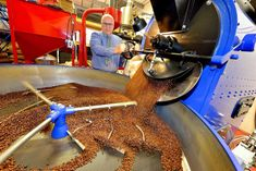 There is nothing quite like the smell of freshly brewed coffee. #shropshirecoffeeltd