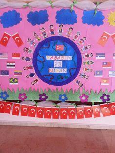 Bord, board, school, festival, 23 nisan,