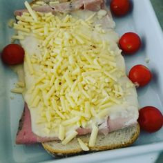 Home of the royal croque-monsieur...because #breakfast matters
