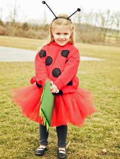 #DIY Halloween Ladybug Costume>> http://www.hgtv.com/handmade/make-a-kids-ladybug-costume-for-halloween/index.html?soc=pinterest