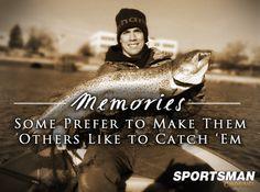 Fishing for Memories... Catch some this spring!! www.bestbuddyfishing.com #fishing #memories
