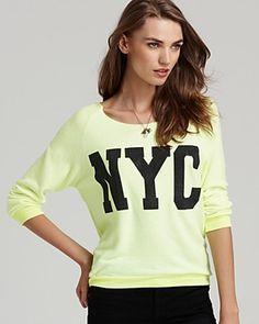 Vintage Havana Sweatshirt - NYC  PRICE: $68.00
