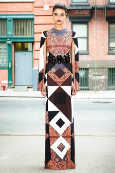Givenchy Resort 2013 Collection on Style.com: Runway Review