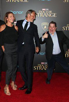 [October 20] 'Doctor Strange' Los Angeles Premiere - 117 - Mads Mikkelsen Source